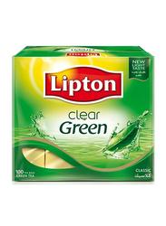 Lipton Clear Green Tea, 100 Bags
