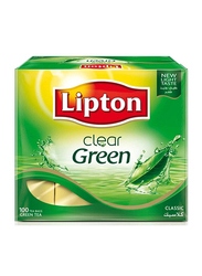 Lipton Clear Green Tea, 100 Bags
