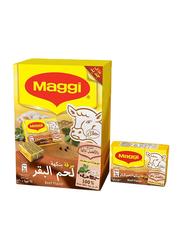 Maggi Beef Flavor Bouillon Cube, 24 Packs x 20g