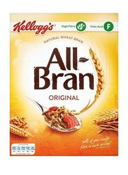 Kellogg's All Bran Original Cereal, 2 Boxes x 500g
