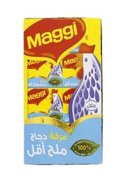 Maggi Chicken Stock Bouillon Cube Less Salt, 24 Packs x 20g