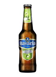 Bavaria Apple Non-Alcoholic Malt Soft Drink, 24 Bottles x 330ml