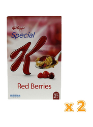 Kellogg's Special Red Berries Cereals, 2 x 500g