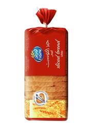 Lusine White Sliced Bread, 2 Packs x 600g