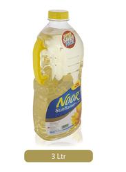 Noor Sunflower Oil, 3 Liter