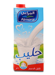 Al-Marai Low Fat Milk, 1 liter