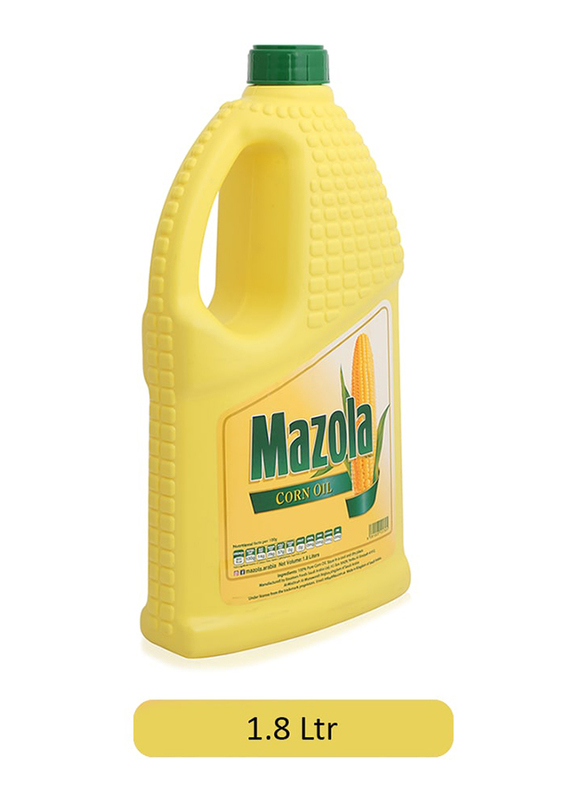 Mazola Corn Oil, 1.8 Liter
