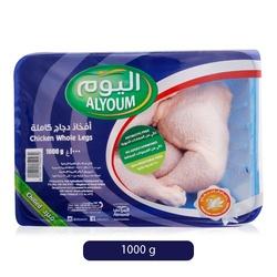 Al Youm Chicken Whole Legs, 1000 grams