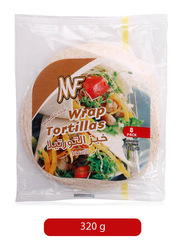 MF Whole Wheat Tortillas, 8 Pieces, 320g