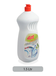 Union Apple Ultra Grease Power Dishwashing Liquid, 1.5 Liters