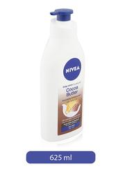 Nivea Cocoa Butter Body Lotion, 625ml