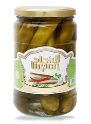Union Medium Cucumber Pickles, 650g