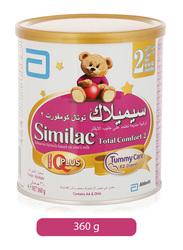 Similac Total Comfort 2 Follow On Infant Formula Milk, CABN000134, 360g