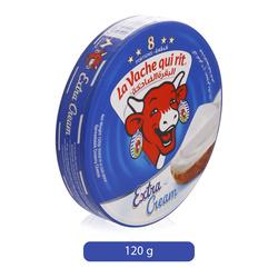 Lavache Quirit White Extra Cream Cheese Spread, 120 g