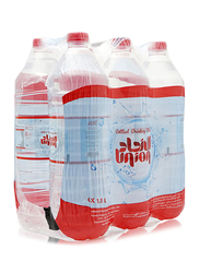 Union Bottled Drinking Water, 6 Bottles x 1.5 Liter