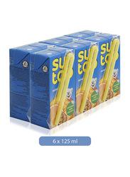 Suntop Mixed Fruit Juice Drink, 6 x 125ml
