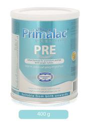 Primalac Premium Pre Infant Formula Milk, 400g