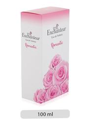 Enchanteur Romantic 100ml EDT for Women