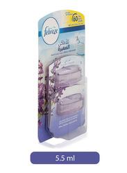 Febreze Lavender Small Spaces Refill, 2 x 5.5ml