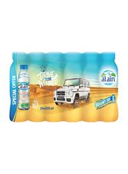 Al Ain Drive Like a Winner Mineral Water, 24 Bottles x 200ml