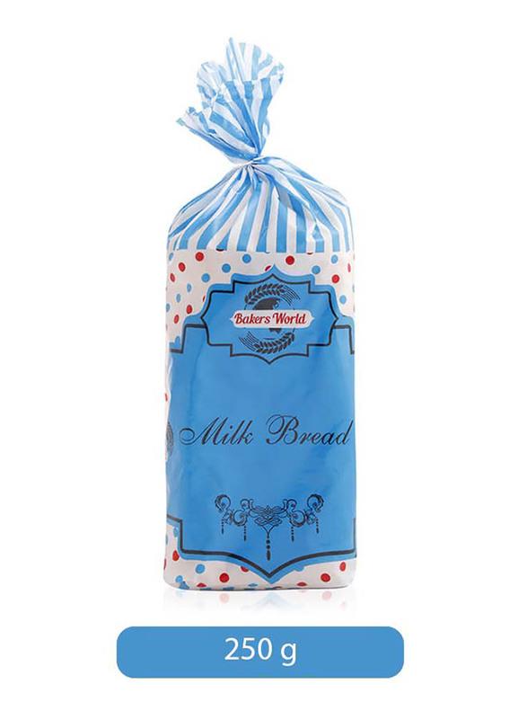 Bakers World Milk Bread, 250g