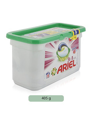 Ariel 3 in 1 PODS Touch of Downy Laundry Detergent, 15 Tablets x 27g