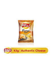 Lay's Frono Authentic Cheese Potato Chips, 43g