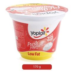 Yoplait Low Fat Fresh Yoghurt, 170 g