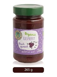 Organic Larder Organic Raspberry Fruit Spread, 265g