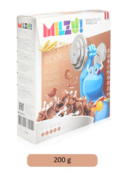 Milzu Cocoa Ray Flakes Cereal, 200g