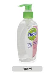Dettol Skincare Instant Hand Sanitizer, 200ml