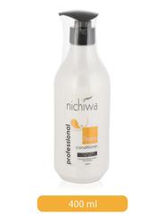 Nichiwa Optimum Professional Conditioner for Oily Hair, 400ml