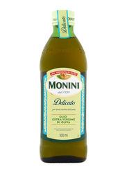 Monini Delicato Extra Virgin Olive Oil, 500ml
