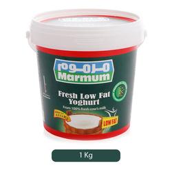 Marmum Low Fat Fresh Yoghurt, 1 KG