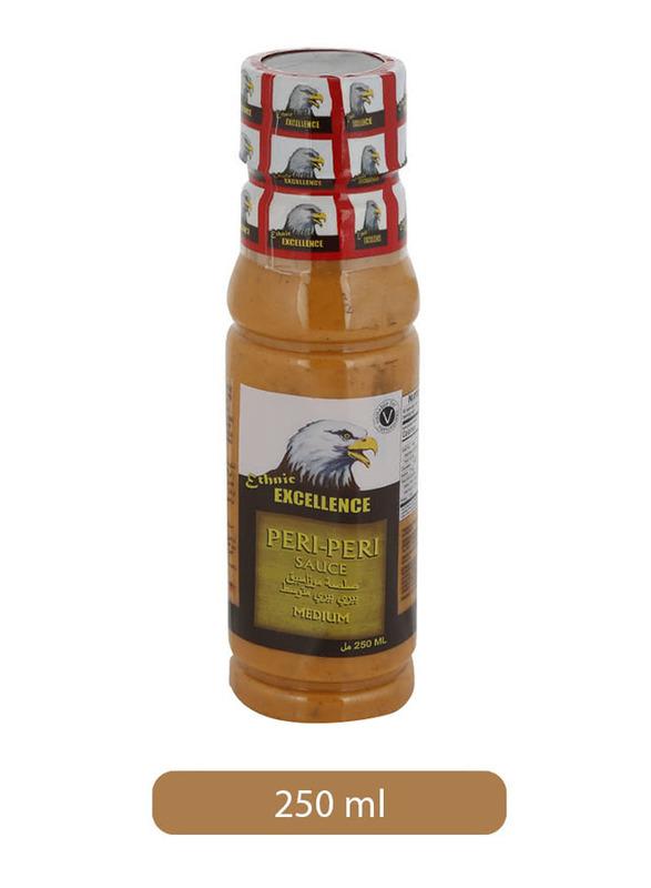 Ethnic Excellence Medium Peri Peri Sauce, 1 Piece x 250ml
