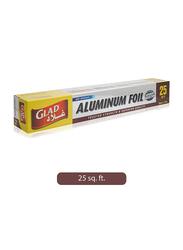 Glad Aluminum Foil, 25 sq.ft.