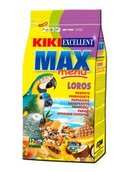 Kiki Excellent Max Menu Loros Dry Parrot Food, 800 grams