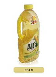 Alfa 100% Pure Corn Oil, 1.8 Liter