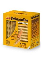 La Mole Schiacciatine Classic Bread, 150g