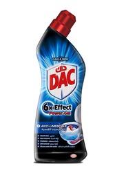 DAC 6x Effect Anti Limescale Power-Gel Toilet Cleaner, 750ml