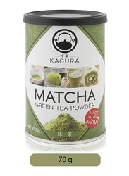 Kagura Matcha Green Tea Powder, 70g