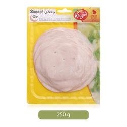 Khazan Smoked Chicken Sliced, 250 g