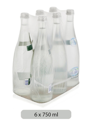 Al Ain Sparkling Drinking Water, 6 Bottles x 750ml