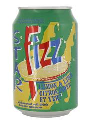 Star Fizz Lemon & Lime Soft Drink, 300ml
