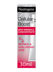 Neutrogena Cellular Boost Anti-Wrinkle Concentrate Face Cream, 30ml