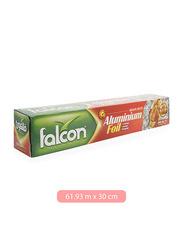 Falcon Silver Aluminum Foil, 200 sq.ft