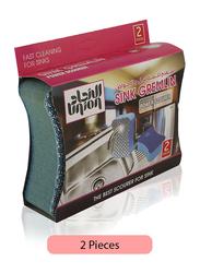 Union Sink Gremlin Power Scourer Pack, 2 Pieces