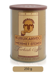 Kurukahveci Mehmet Efendi Medium Turkish Coffee, 250g