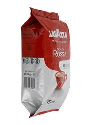 Lavazza Qualita Rossa Coffee Beans, 1 Kg