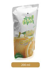 Union Orange Flavored Juice Drink, 200ml